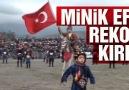 Minik Efenin videosu sosyal medyada paylaşım rekorları kırıyor!