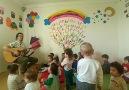 Minik şirinler müzik dersinde arkadasım eşek şarkısını öğrendik )