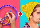 5-Minute Crafts Men - Knitting techniques you can try. Facebook