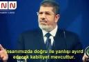 Mısır'da Neden Darbe Oldu  Mursi'nin Unutulmayan Sözleri