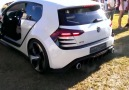 Modifiyeli Golf GTI