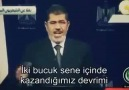 Morsi coup Previous Last Speech - Mursi'nin Darbeden Önceki Son K