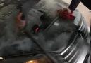 Motorreinigung mit dampf - Muhammed-Ayse Selvi