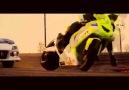 Moto vs Car Drift Battle - Harika Görüntüler ....