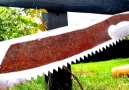 Mr Marker - Making a Machete from an Old Rusty Saw!