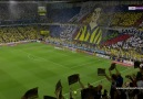 - mücadelesi öncesinde Ülker Stadyumunda müthiş görüntüler...