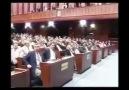 Muhsin Yazıcıoğlu mecliste konuşurken... - Hacı Hasan Çiğdem