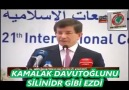 Mustafa KAMALAK - ahmet davutoğlu