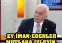 Mustafa Kamalak meseleyi güzelce özetlemiş
