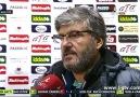 Mustafa Reşit Akçay röportajı  Akhisarspor 1-1 Gençlerbirliği
