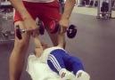My first TrainingKoga bev BabyOlimp Sport NutritionCentury-Europe.eu