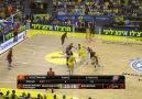 2nd win in a row for Maccabi Tel Aviv Basketball. The best moments