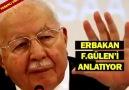Necmettin Erbakan, 18 Yıl Önce F.Gülen'i Anlatıyor, İşte O Yasaklı Video.