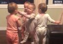 News Now - Babies Hugging Babies Facebook