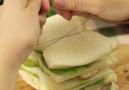 New Way to Cut a Sandwich