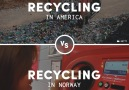 Norway has a brilliant way to get people to recycle more.