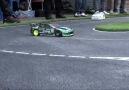 1/10 ölçekli drift araçları ile şov