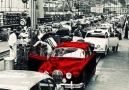Old 1961 Jaguar Production