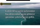 ÖLüM Ve ÖTeSi - Rahman Sresi