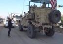 Ömer Faruk Kaya - Suriyedeki ABD birlikleri zırhlı...