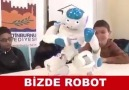 Onlarda Robot Bizde Robot