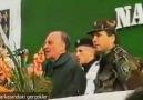 Ordusuna tekbir çektiren bilge kral Aliya İzzetbegoviç bugün TRT1 de...