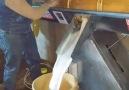 Organik Tereyağı Yapma Makinesi.. Yapana Helal Olsun Harika Olmuş Kaynak &