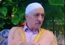 Örnekleri kendinden,Fethullah Gülen...