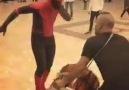 """örümcek adam"""" ı halay başı yapan hayat... - Hüseyin Çamlıdağ"""