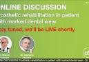 osteocom - ONLINE DISCUSSION Prosthetic rehabilitation in...
