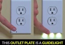 Outlet Guidelight
