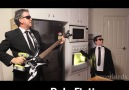 Oven Kid And Dad Cover Pulp Fiction