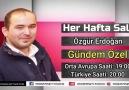 Özgür Erdoğan ile Gündem Özel... - Sevgi Tv Avusturya