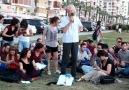 Parklar bizim İzmir Alsancak forumu  21 Haziran