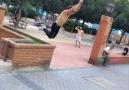 Parkour Jump Training