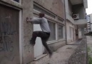 Parkour Level: BEASTMODE!!!