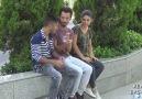 'Pasifim Geldi Yak Bir Sigara' Şakası Yapan Türk Genci