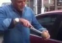 Patates ile araba kilidi nasıl açılır?