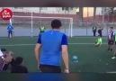 Penaltı tekniğiyle beyinleri yakan adam