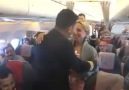 Pilottan doktora sürpriz evlenme teklifi