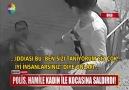 POLİS HAMİLE KADIN İLE KOCASINA SALDIRDI!