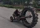 Portatif Traktör