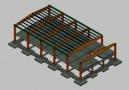 prefabrik imalat animasyonu
