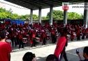 Presentacion en Competencia de la Banda Independiente de Tela ...