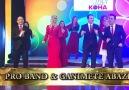 PRO BAND & GANIMETE ABAZI GJNJALIKE & SHARE - Estrada Kombtare Shqiptare