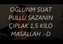 PULLU SAZANIN ÇIPLAK !!!