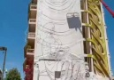 """&quotEtkileyici bina duvarı sanatı..."""""""