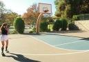 Rachel Annamarie DeMita Vs Tom Cruise: 1-on-1 Basketball Chall...