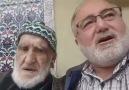 Ramazan Baltak hocamla 80 evler camisinin bahçesinde hoş sohbetimiz