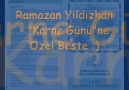 Ramazan Yıldızhan - Karne Gününe Özel Beste / Tribün Bes...